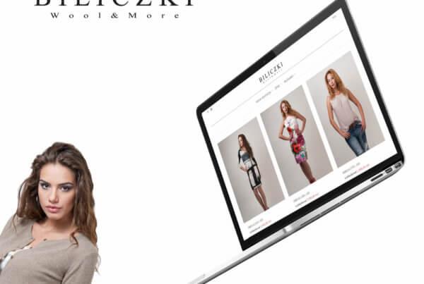 Biliczki web dizajn